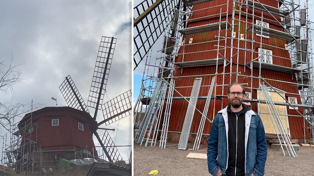 Väderkvarnen i Strängnäs