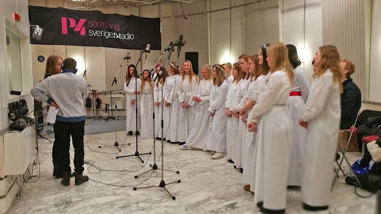 Gamla Stans Musikklasser.