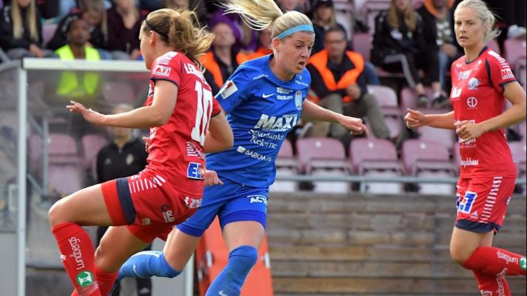Olivia Schough, Eskilstuna United.