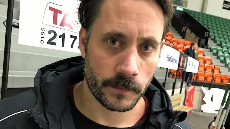 Oscar Jernström, Nyköping Gripen Hockey.