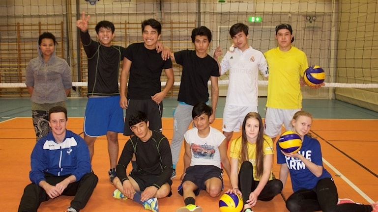 Vingåkers volleybollklubb F13-lag