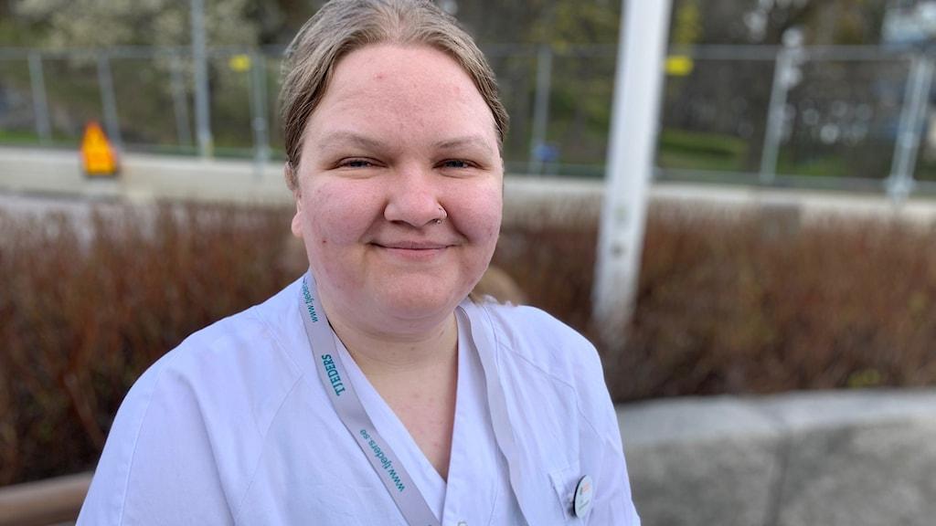 Lina Öhlander i Eskilstuna.