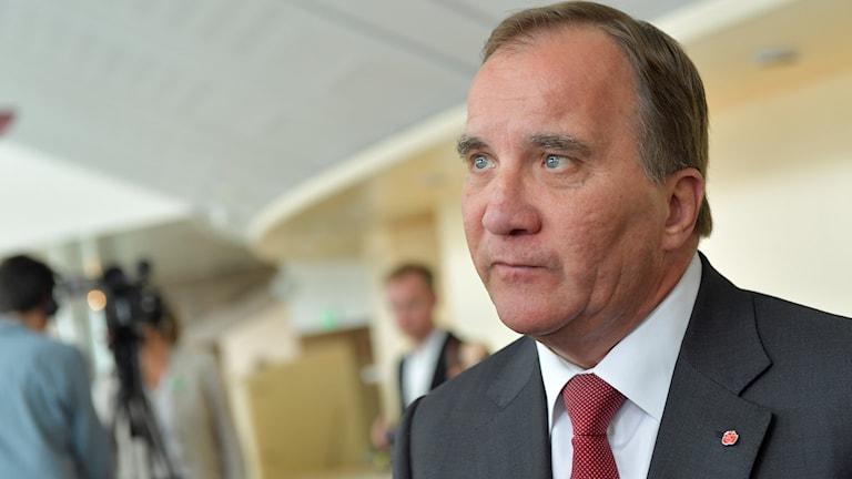 Stefan Löfvén, statsminister