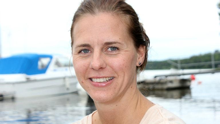 Linnea Torstensson. Foto: Kerstin Svenson/Sveriges Radio.