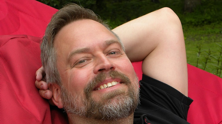 Mathias Andersson. Foto: Kerstin Svenson/Sveriges Radio.