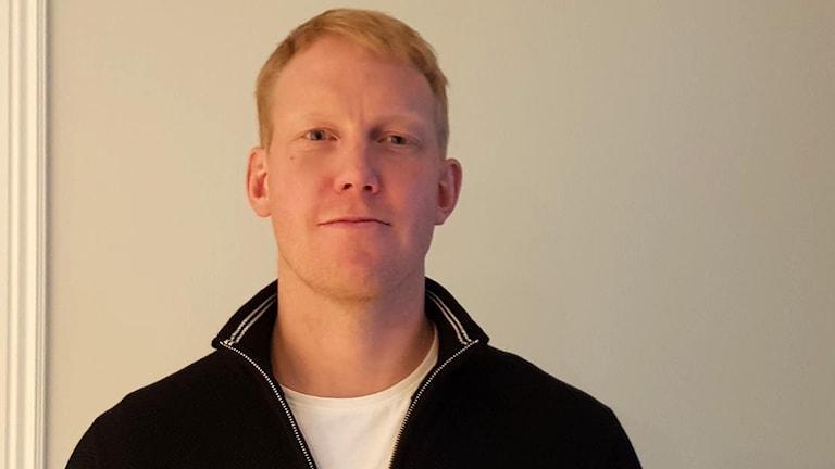 Tobias Spångberg från Eskilstuna. Foto: privat.
