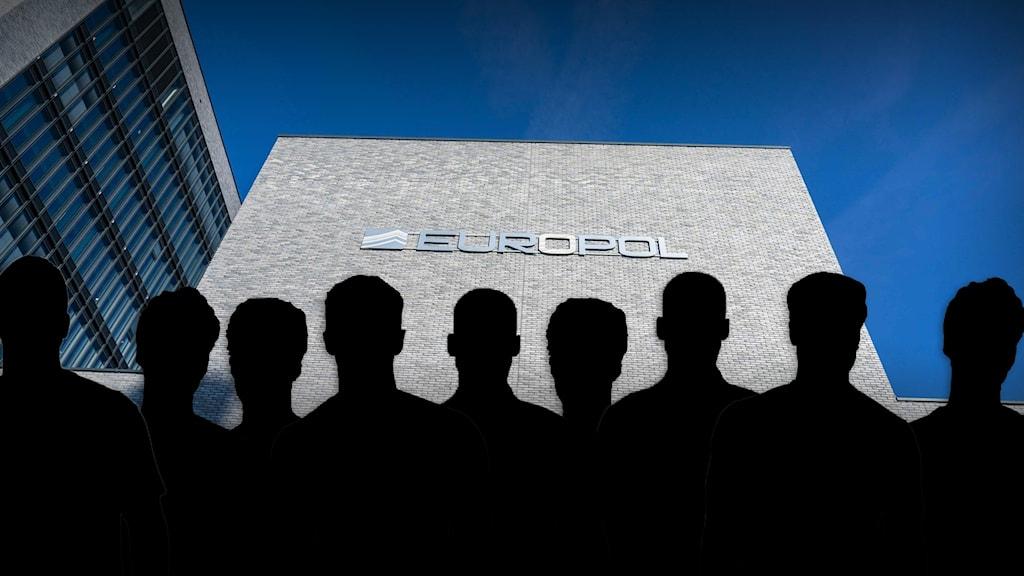 Europol buildings.