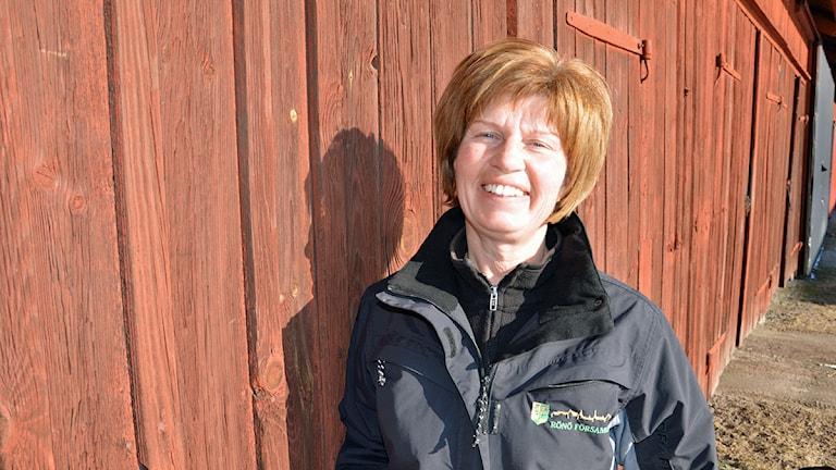 Margareta Malmquist. Foto: David Nilsson Hamne/Sveriges Radio.