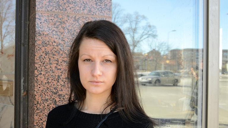 Sara Karlsson socialdemokratisk riksdagspolitiker från Eskilstuna