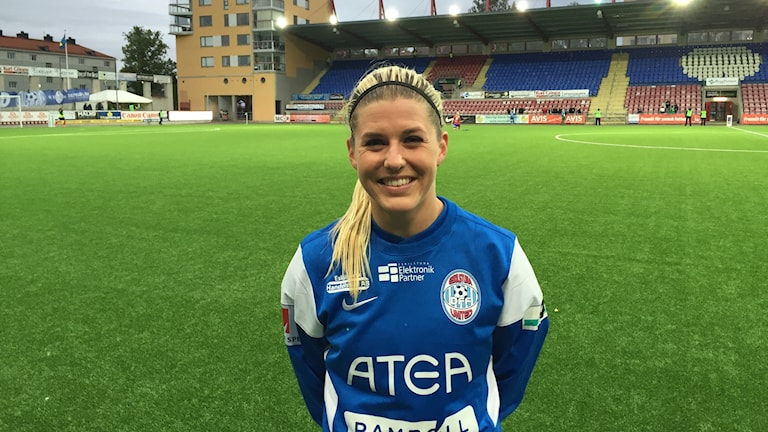 Olivia Schough, Eskilstuna United