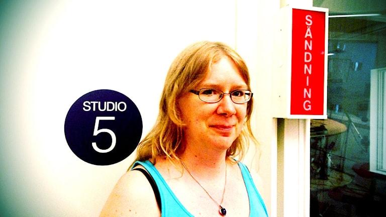 Pernilla Hagberg. Foto: Charlotte Lauterbach.