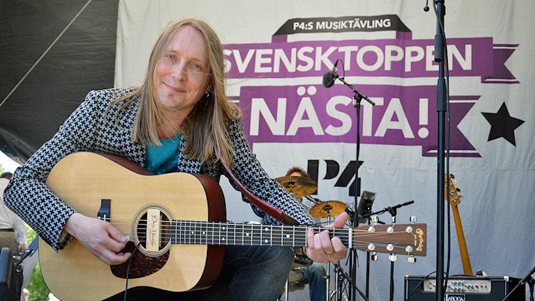 Henning Ejnefjell. Foto: SR.