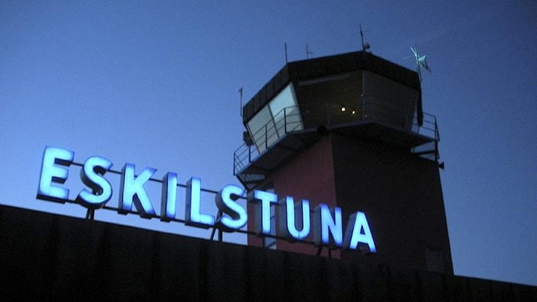 Eskilstuna flygplats Foto: Eskilstuna flygplats