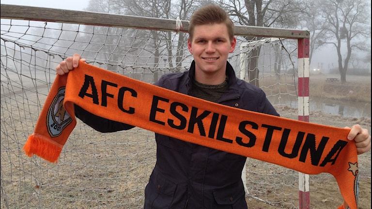 Gustav Oskarsson, grundare av AFC support.