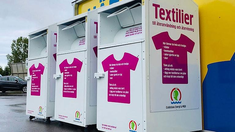 Textilcontainrar