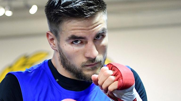 Nyköpingsboxaren Erik Skoglund