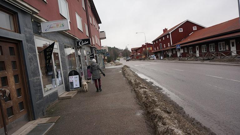Centrala Gnesta. Foto: Katarina Larsson/Sveriges Radio.