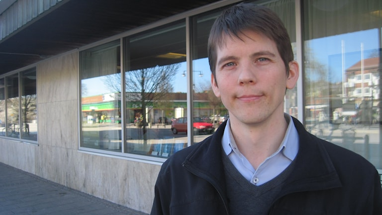 Magnus Arreflod (MP), ordförande i Torshälla stads nämnd