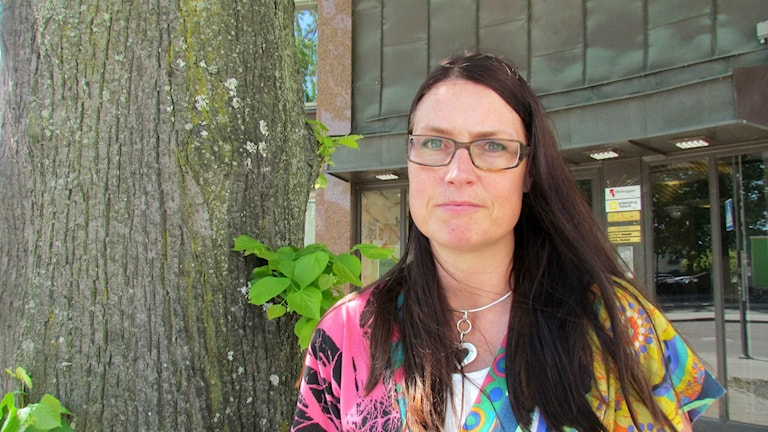 Marie Hillblom chefredaktör Folket