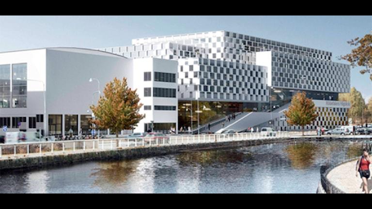 Nya campus i Eskilstuna