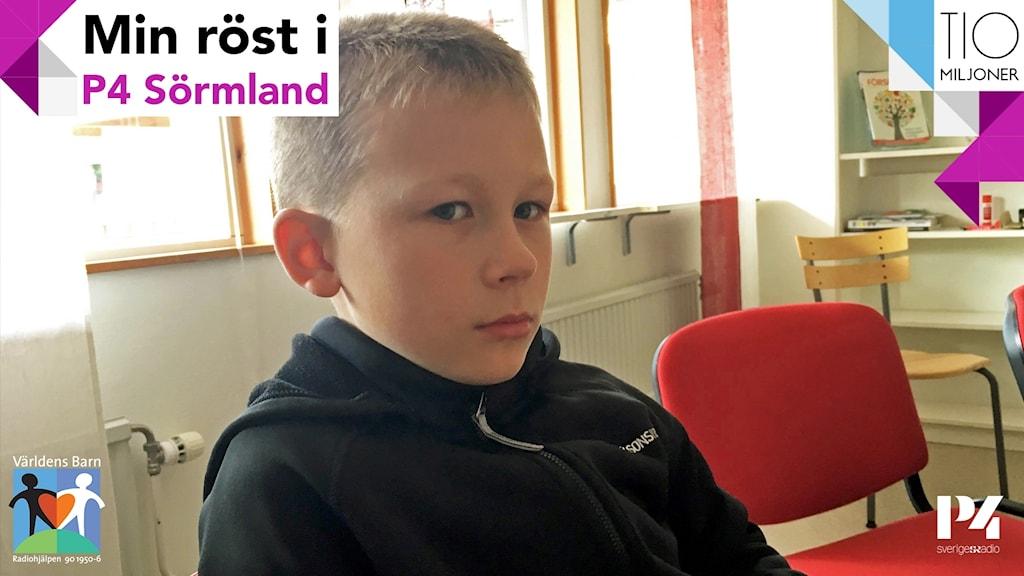 Xander Gustavsson Berglund.