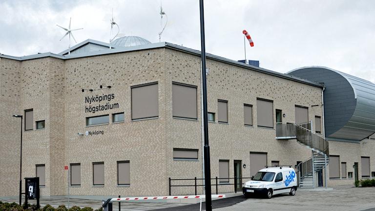 Nyköpings högstadium Alpha. Foto: Urban Hedqvist/Sveriges Radio.