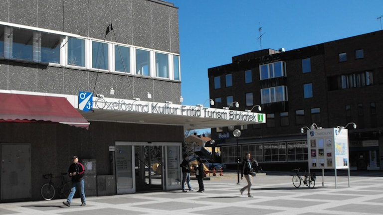Oxelösund. Foto: Malin Marcko/Sveriges Radio.