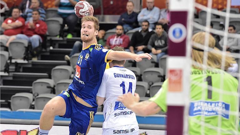 Viktor Östlund. Foto: Jonas Ekströmer/TT