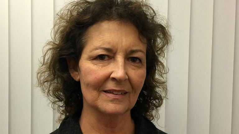 Diana Bornstein Welff. Foto: Carin Vidner/Sveriges Radio.