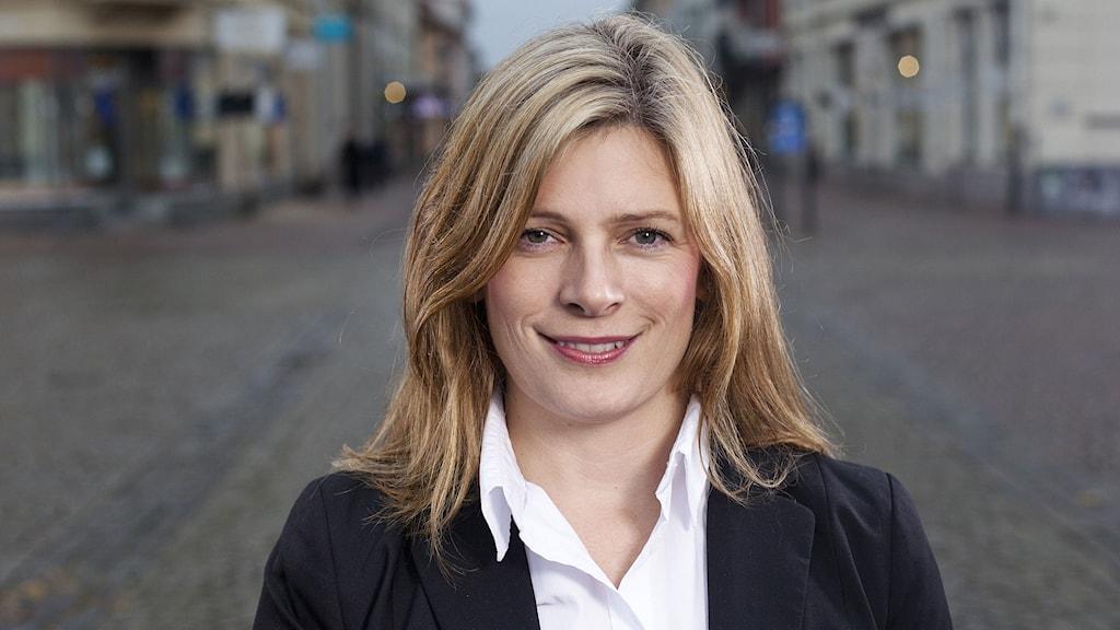 Anna af Sillén. Foto: Nyköpings kommun