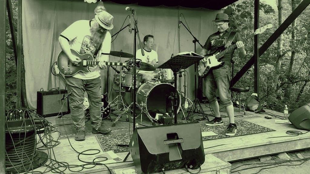 Jonas Sundström & the Blues Bars