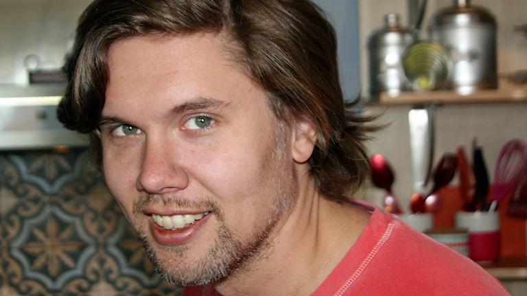 Tommy Myllymäki. Foto: Kerstin Svenson.
