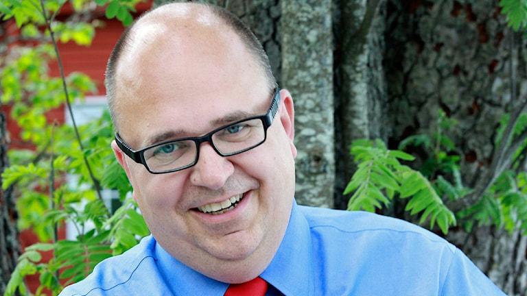 Karl-Petter Thorwaldsson. Foto: Kerstin Svenson.