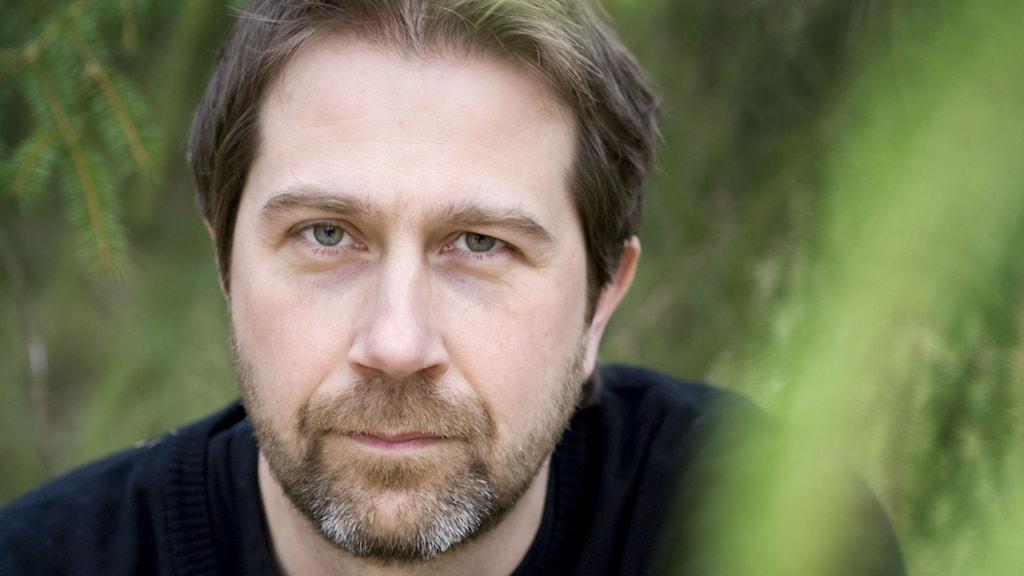 Journalisten och författaren Magnus Selander. Foto: Kristin Lidell.