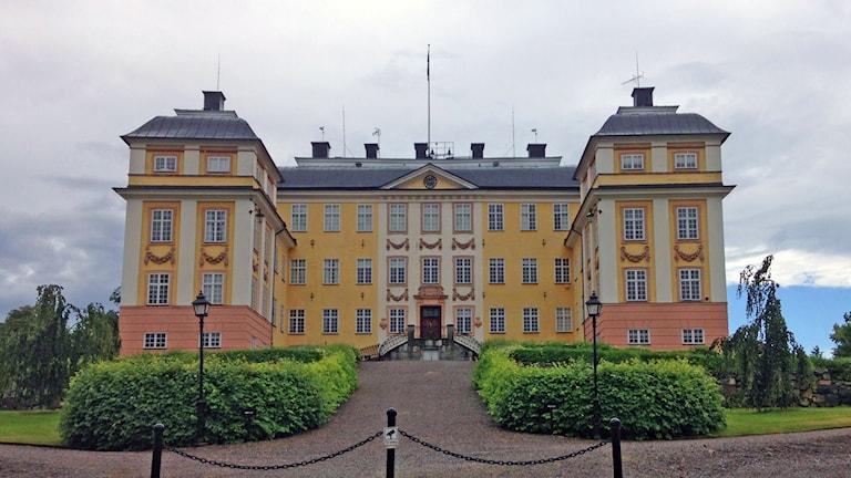 Ericsbergs slott i Katrineholm. Foto: Jonas Carnesten/Sveriges Radio.