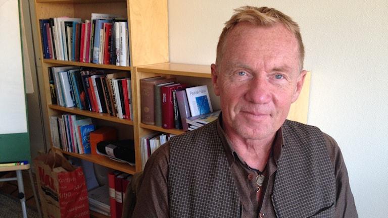 Familjerådgivare Ulf Klingvall.