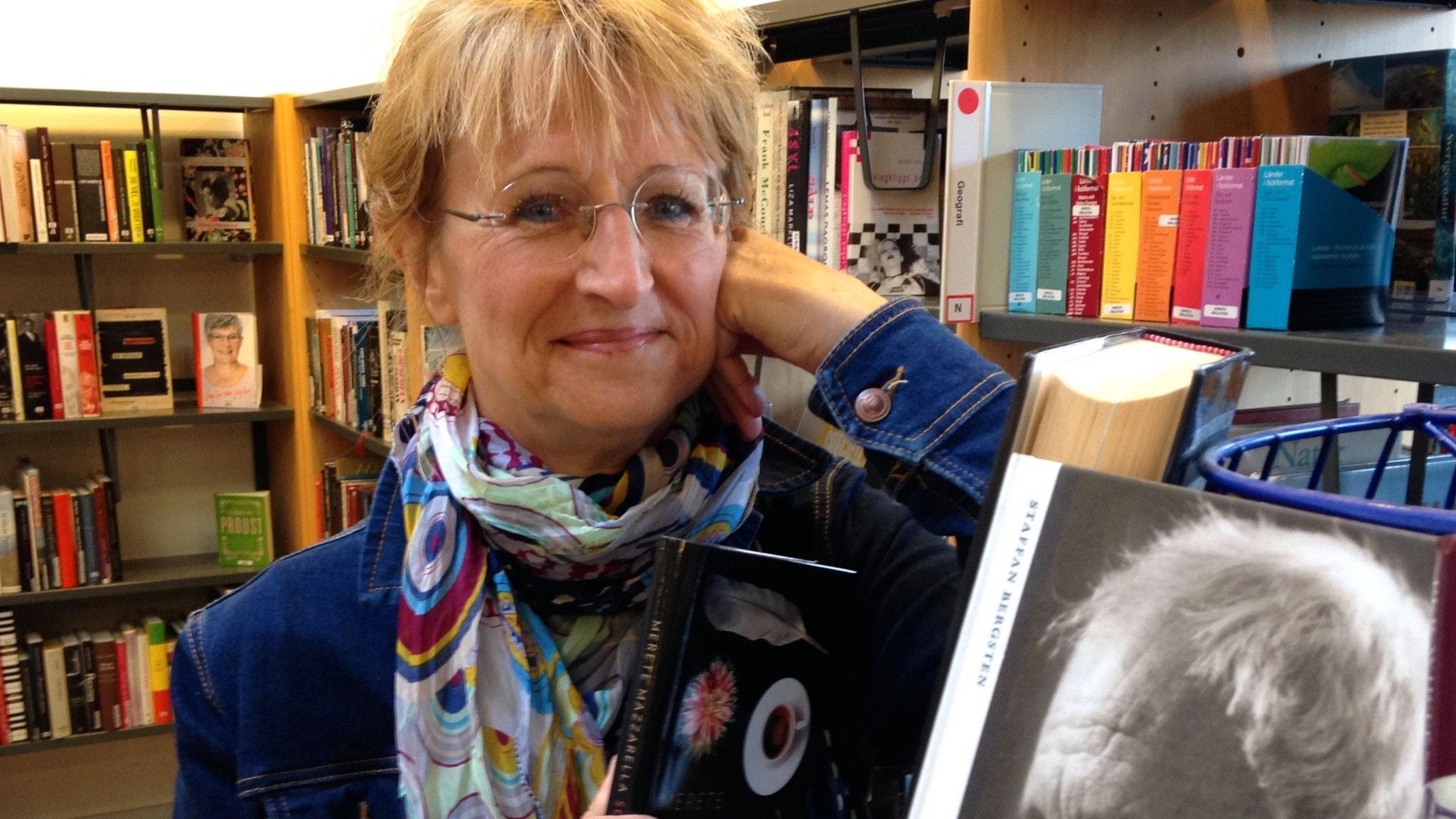 Mitt Sörmland: Bibliotek är som en bra skatteåterbäring ...