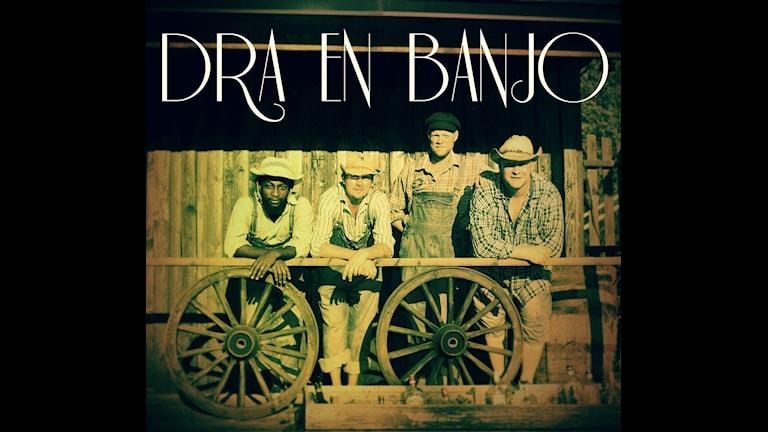 Dra en banjo. Foto: Privat.