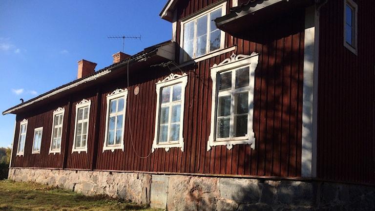 Djulö skola Katrineholm. Foto: Katarina Wahlström/Sveriges Radio.