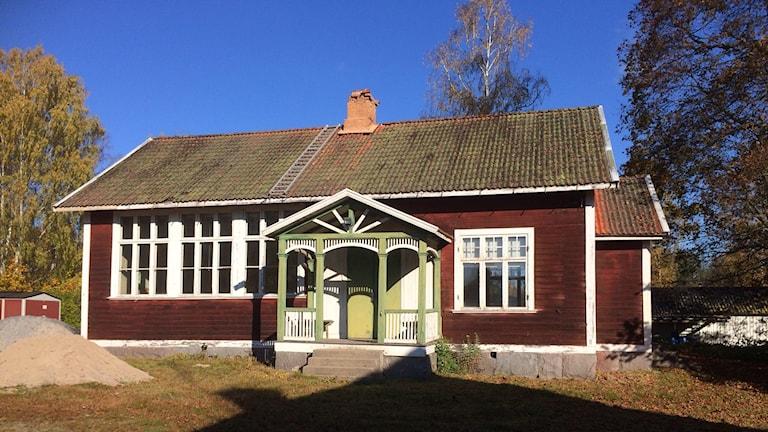 Djulös skola katrineholm. Foto: Katarina Wahlström/Sveriges Radio.