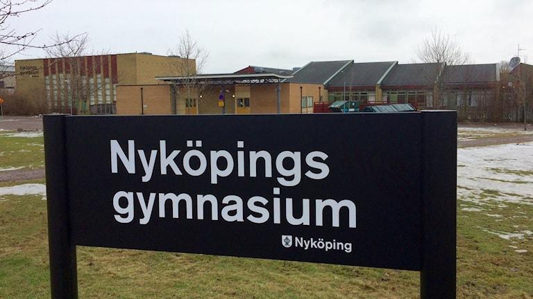 Tessinskolan. Foto: Katarina Larsson/Sveriges Radio.