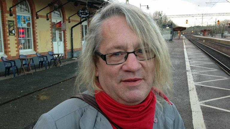 Anders Andersson. Foto: Kerstin Svenson.