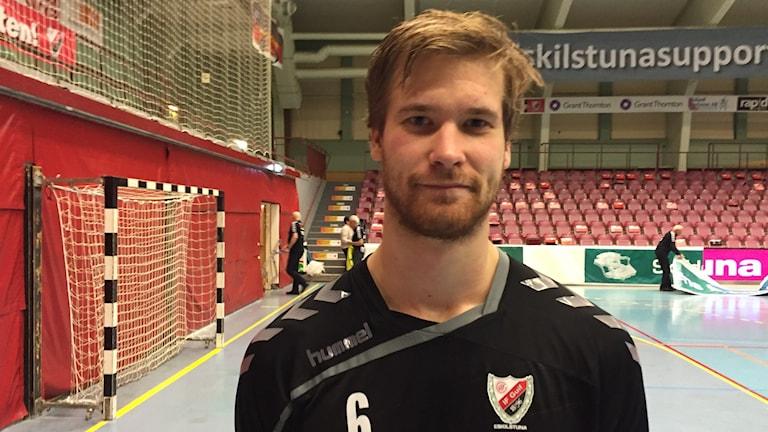 Viktor Östlund i Guif. Foto: Felix Andersson