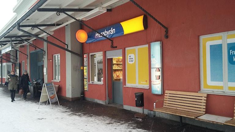 Pressbyrån. Foto: Ingela Martinsgård, Sveriges Radio