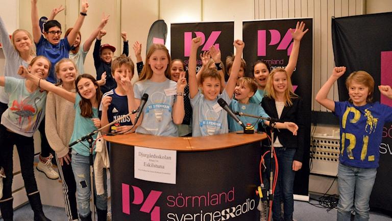 Foto: Petra Levinson/Sveriges Radio.