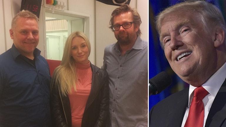Föräldrapanelen om Donald Trump
