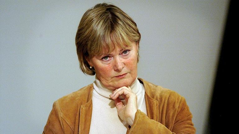 Anitra Steen friades i Nyköpings tingsrätt från hemfridsbrott.