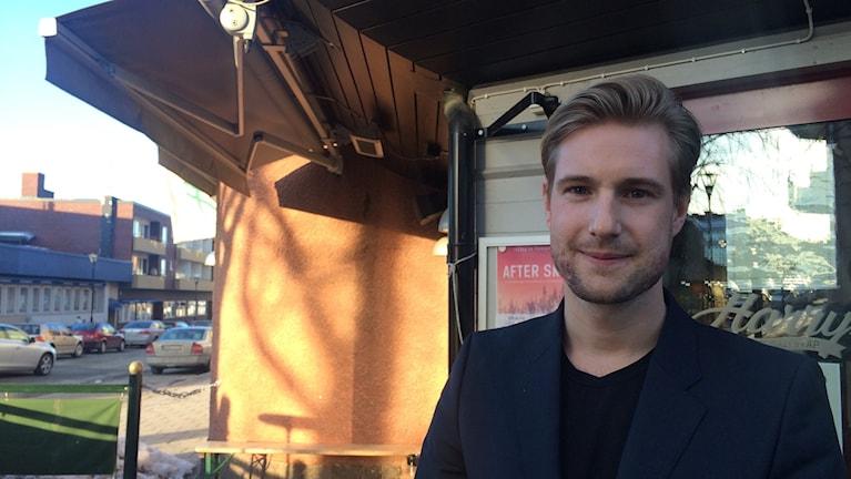 Rickard Larsson krögare Strängnäs