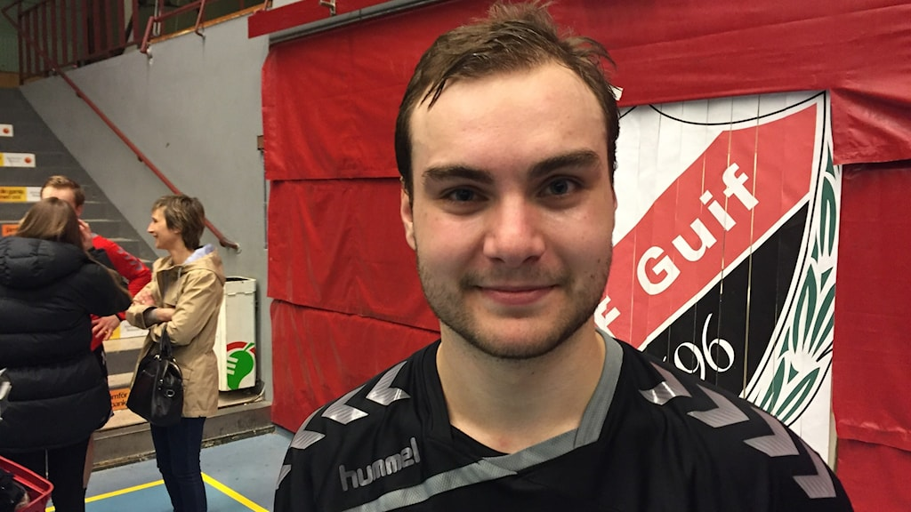 Emil Andersson, Guif