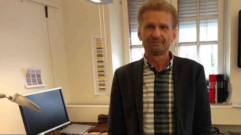 Hans Ringström, skolchef i Eskilstuna.